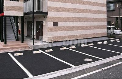 【駐車場】レオパレスJUNE (38357-102)
