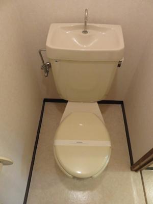 【トイレ】メゾン・ド・アムール