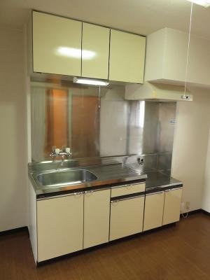 【キッチン】メゾン・ド・アムール