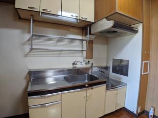 【キッチン】明舞北センター1号棟