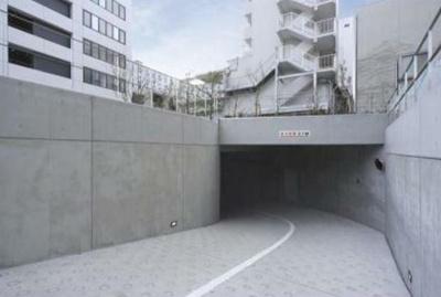 【駐車場】パークキューブ目黒タワー