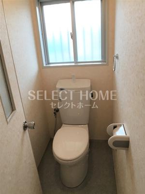 【トイレ】マンション西浦
