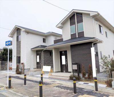 【外観】ブルーミングガーデン京都市伏見区醍醐辰己町