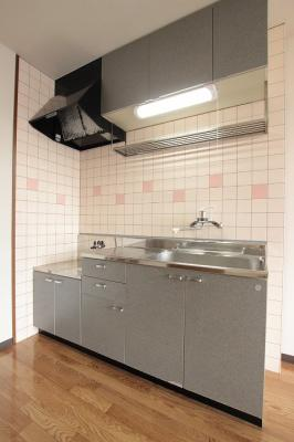 【キッチン】メイプルハウス