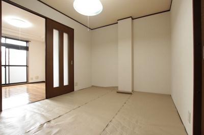 【寝室】メイプルハウス