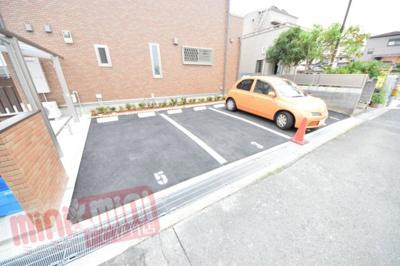 【駐車場】千僧3丁目テラスハウス