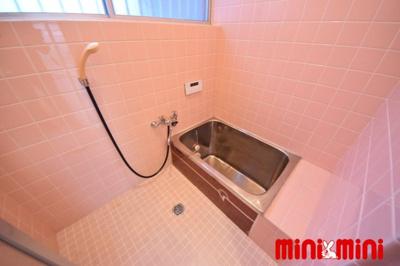 【浴室】竹谷町1丁目テラスハウス
