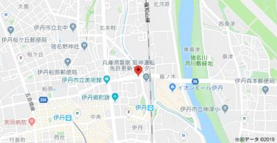 【地図】港ハイム