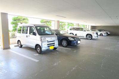 【駐車場】サザンハイム