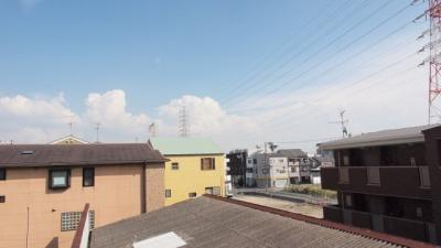 【前面道路含む現地写真】住之江公園新築戸建て