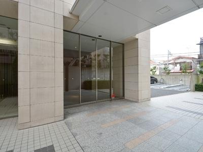 【外観】KDXレジデンス白金Ⅱ