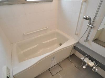 【浴室】ドゥーエ西麻布Ⅱ