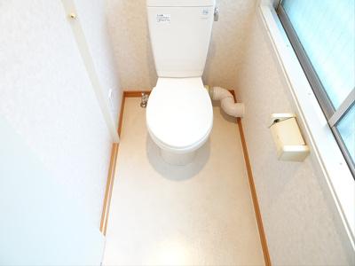 【トイレ】ヴィラフジカワ