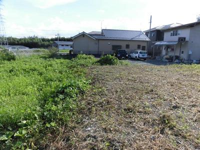 【周辺】高島市新旭町安井川552-6 売土地