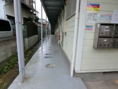 【エントランス】エステートピアサンマーチ