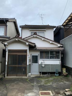 【外観】鳥取市行徳二丁目中古戸建て
