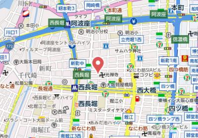 【地図】ノエル新町