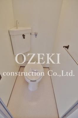 【トイレ】メゾン福谷