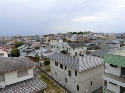 【現地写真】 見晴らしのいい眺望です♪ 気持の良い風を感じてください♪