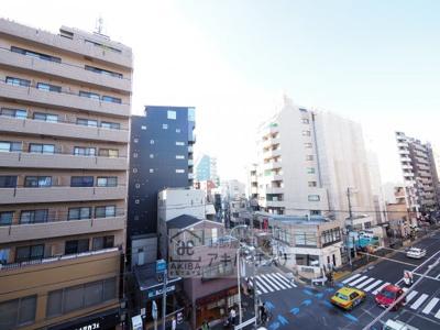 【展望】パレ・ドール千駄木