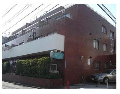 【外観】常盤松サマリヤマンション