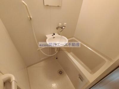 【浴室】レオパレス中川MTM