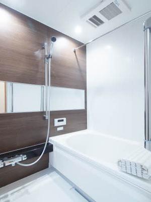 【浴室】シャーメゾンクッカコルメ