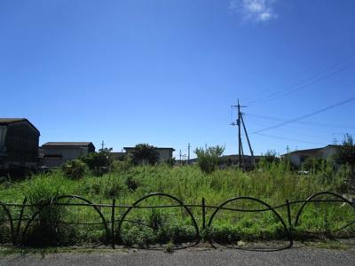 南国市元町2丁目 売り土地 188坪 角地
