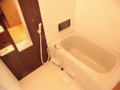 【浴室】QUINT五条烏丸(クイント五条烏丸)