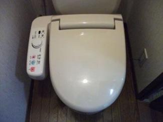 【トイレ】コーポ松見家Ⅱ