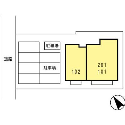 【区画図】ヴィラシグナス