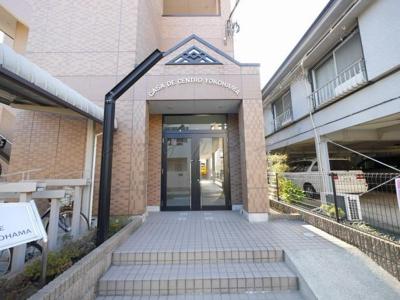 【エントランス】カサデセントロ横浜