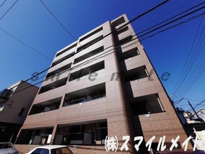 戸部駅4分、横浜駅にも徒歩アクセス可の好立地に建つマンション