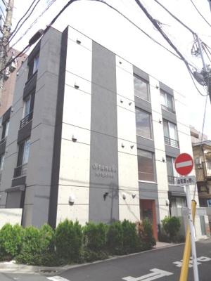 【外観】ブランシェ中野Ⅱ