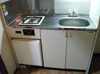 【キッチン】サニーフラット田上