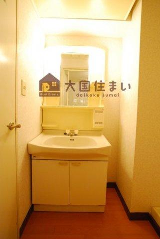 【洗面所】ホワイティKIMI