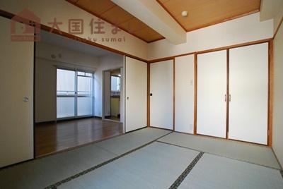 【寝室】ホワイティKIMI