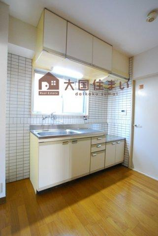 【キッチン】ホワイティKIMI