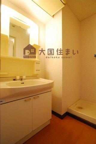 【独立洗面台】ホワイティKIMI