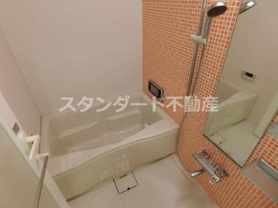 【浴室】西天満レジデンス