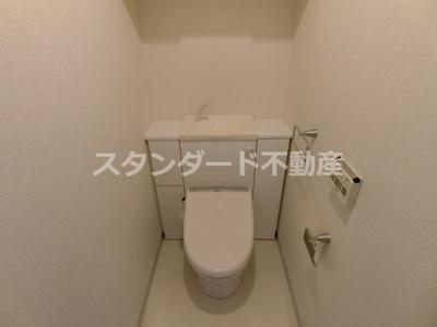 【トイレ】西天満レジデンス