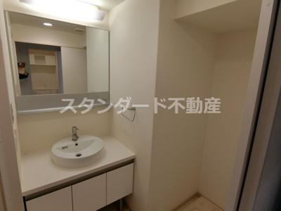 【洗面所】西天満レジデンス