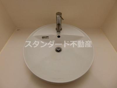 【独立洗面台】西天満レジデンス