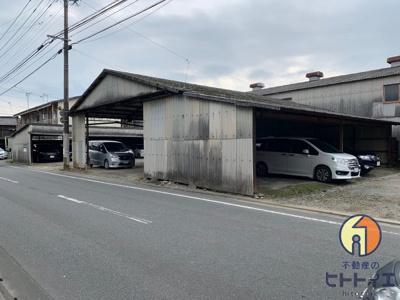 【駐車場】大坪月極駐車場
