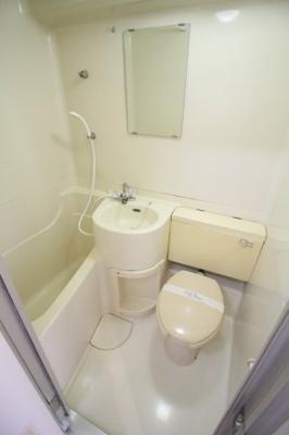 【浴室】シンプルライフ桜口
