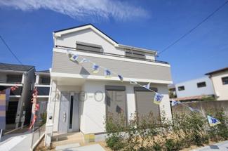 堺市西区浜寺船尾町西 新築一戸建て 残1棟となりました 同等仕様設備外観