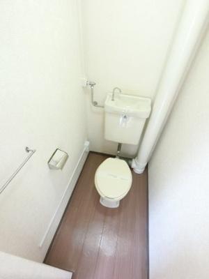 【トイレ】ドエルあすかの