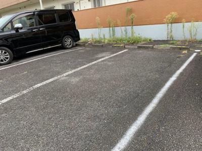 【駐車場】マンション西浦