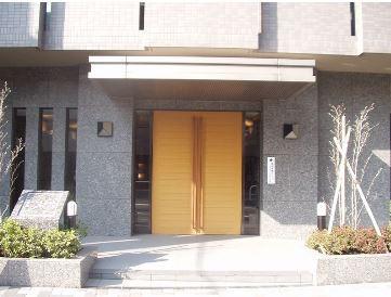 【エントランス】ルーブル大井町弐番館