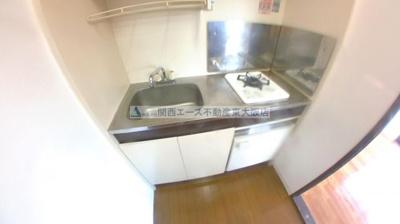 【キッチン】グレース北山本